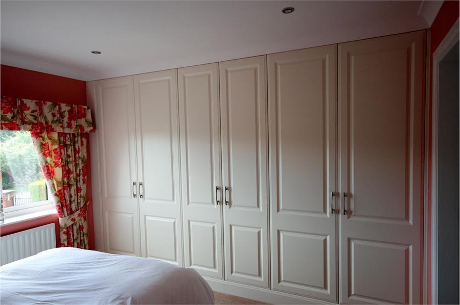 Bedrooms - Floor to ceiling bedroom furniture